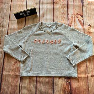 "New! Madewell Knit Sweater ""Dreamer"""